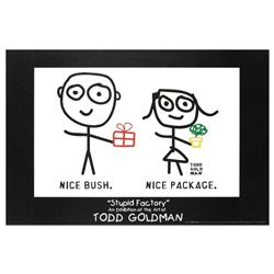Nice Package! Nice Bush by Goldman, Todd