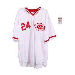 Cincinnati Reds Tony Perez Autographed Jersey