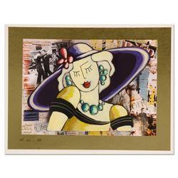 Purple Hat - Vintage Series by El Hai Original