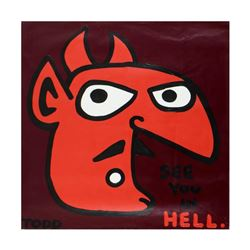 See You In Hell by Goldman Original