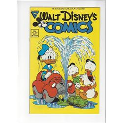 Walt Disneys Comics and Stories Issue #532 by Gladstone Publishing
