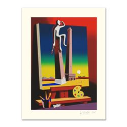 Loophole With A View by Kostabi, Mark