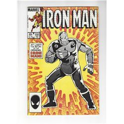 Iron Man Issue #191 by Marvel Comics