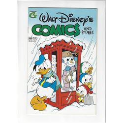 Walt Disneys Comics and Stories Issue #589 by Gladstone Publishing