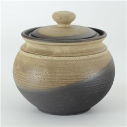 Hand Made Ceramic Vase Sculpture by Tamosiunas, Eugenijus