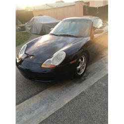 1999 Porsche Carrera Coupe