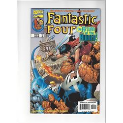Fantastic Four Issue #20 by Marvel Comics