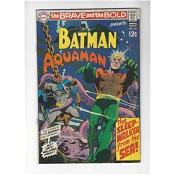 Batman and Aquaman Issue #82 by DC Comics