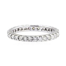 1 ctw Diamond Ring - 14KT White Gold