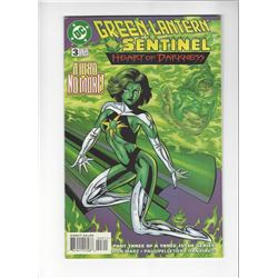 Green Lantern Sentinel Issue #3 by DC Comics
