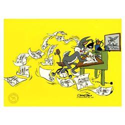 Bugs Director: Chuck Amuck by Chuck Jones (1912-2002)