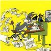 Image 2 : Bugs Director: Chuck Amuck by Chuck Jones (1912-2002)