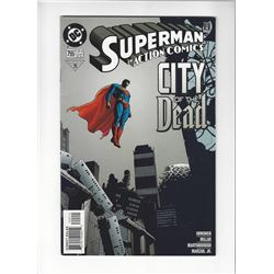Superman In Action Comics Issue #755 by DC Comics