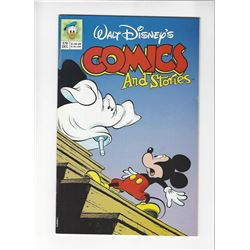 Walt Disneys Comics and Stories Issue #578 by Disney Comics