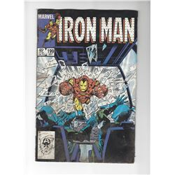 Iron Man Issue #199 by Marvel Comics