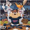 Image 2 : At the Plate (Twins) by Looney Tunes