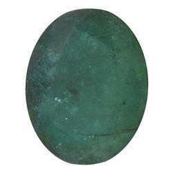 3.34 ctw Oval Emerald Parcel