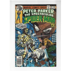 Peter Parker, The Spectacular Spider-Man Issue #28 by Marvel Comics