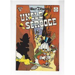 Uncle Scrooge Issue #217 by Walt Disney