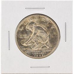 1925 California Centennial Commemorative Half Dollar Coin