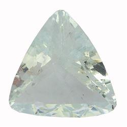 6.53 ctw Triangle Aquamarine Parcel