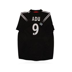 D.C. United Freddy Adu Autographed Jersey
