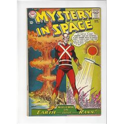 Mystery In Space Issue #82 by DC Comics