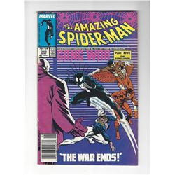 The Amazing Spider-Man Issue #288 by Marvel Comics