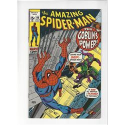 The Amazing Spider-Man Issue #98 by Marvel Comics
