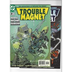 Trouble Magnet Issue #2 and 4 by DC Comics
