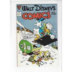 Walt Disneys Comics and Stories Issue #517 by Gladstone Publishing