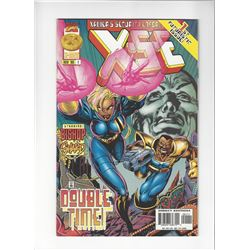 Xavier's Security Enforcer Issue #1 by Marvel Comics
