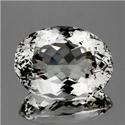 NATURAL COLORLESS WHITE TOPAZ 21.88 Ct - FL
