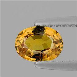 NATURAL GOLDEN YELLOW ZIRCON 4.25 Ct - Untreated