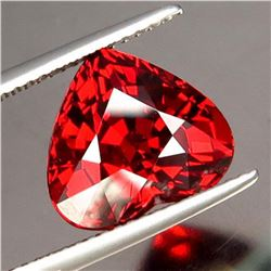 Natural Heart Shape Spessartite 7.38 ct - VVS