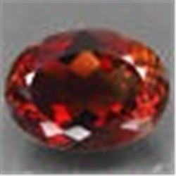 STUNNING 14.45 CT CERTIFIED  IMPERIAL TOPAZ