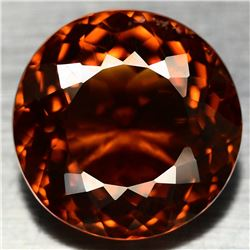 BEAUTIFUL 22.72 CT VVS1 GOLDEN ORANGE CITRINE