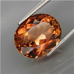 Natural Imperial Champagne Topaz 10.25 Ct