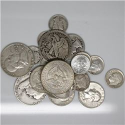 $5 Face Value 90% Silver Coinage