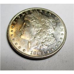 1883 P Prooflike RARE in Grade Morgan Dollar
