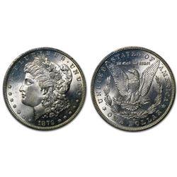 1879 O Bu Morgan Silver Dollar