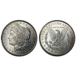 1878 Carson City Bu Morgan Silver Dollar
