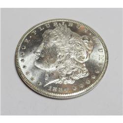 1884 CC CH BU Key Date PL Morgan Dollar