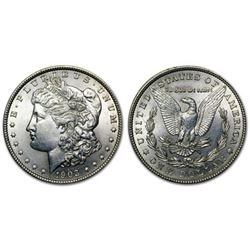 1903 P Better Date BU Morgan Silver Dollar