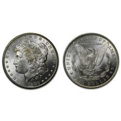 1883 Carson City BU Morgan Silver Dollar