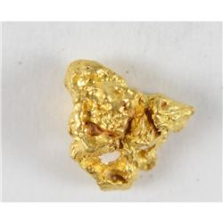 3.27 gram Natural Gold Nugget Earth Mined