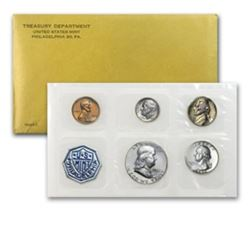 1962 Proof Set in OMP