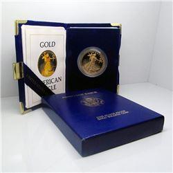 1 oz. Random Date Gold Eagle in OMB