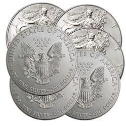 Silver Eagle Bullion Coin- Random Year