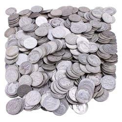 (20) Peace Silver Dollars - ag-au